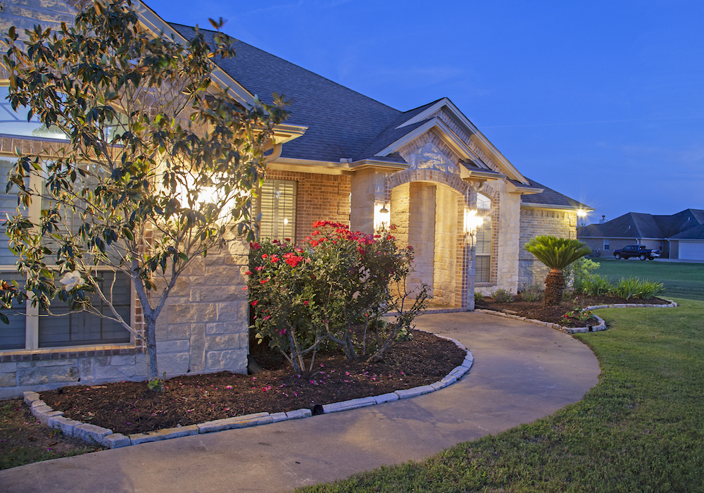 custom home builder college station tx